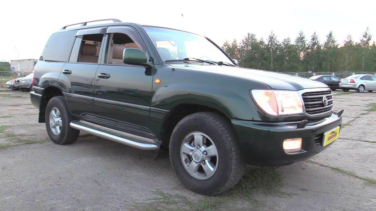 Kelebihan Kekurangan Toyota Land Cruiser 2001 Perbandingan Harga