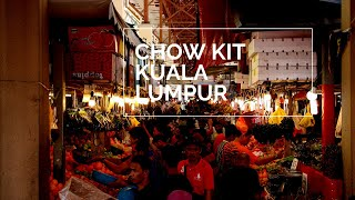 Chow Kit Kuala Lumpur-One of New York Times MUST SEE places in 2020? An expat investigation!