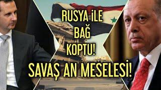 BÜYÜK BİR SAVAŞ HER AN ÇIKABİLİR!! - RUSYA'DAN TEHDİT!