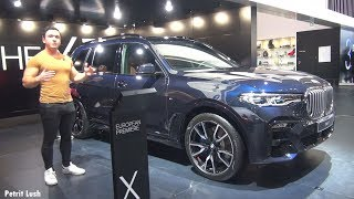2019 BMW X7 - M Package FULL Review Interior Exterior
