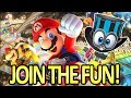 Mario Kart 8 Deluxe Live! Join the fun! Type !switch for FC