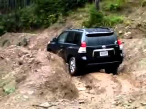 Toyota Land Cruiser vs Lexus GX 460