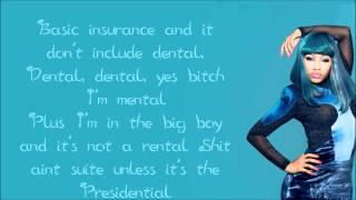 Nicki Minaj - I ain