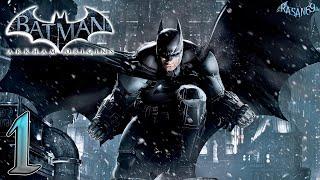 Batman - Arkham Origins [PC] walkthrough part 1