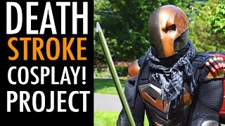 How-To : Deathstroke Cosplay Project!