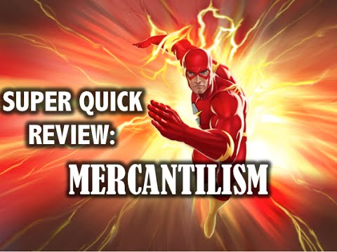Super Quick Review: Mercantilism APUSH