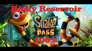 Snake Pass 100% Guide - Level 7 (Risky Reservoir)