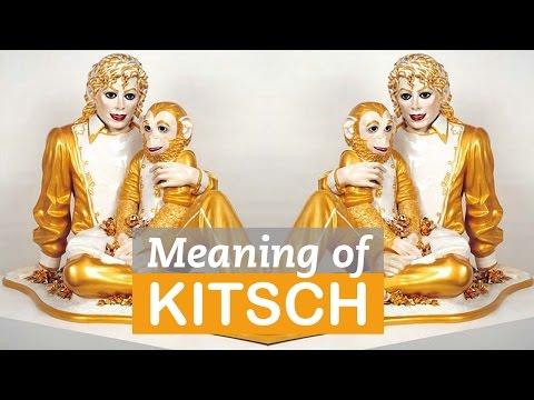 Kitsch: Art or Not? | Art Terms | LittleArtTalks