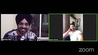 Fitness in Lockdown - with Kartar Cheema