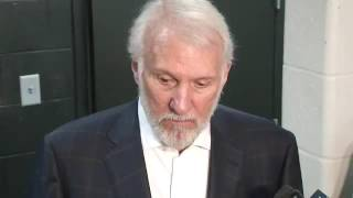 Gregg Popovich rips