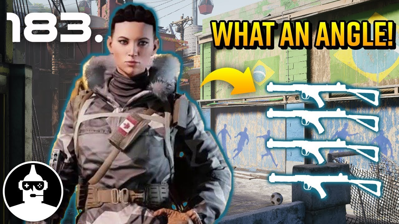 Frost's Epic Angle!!  - Rainbow Six Siege Moments Ep 183 | Daily Rainbow Six Siege Moments