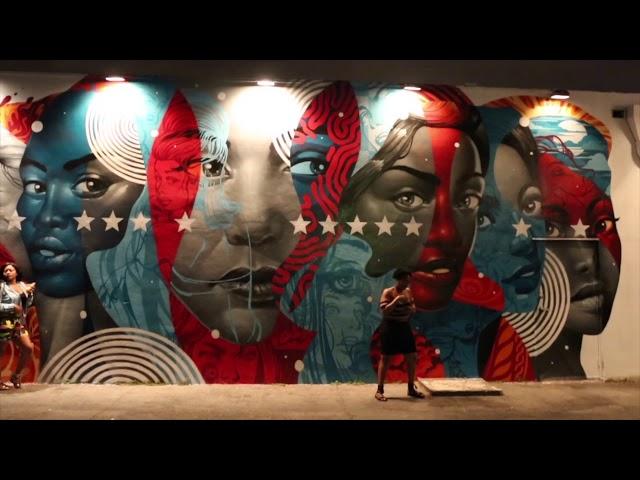 ART BASEL MIAMI WYNWOOD WALLS OF ART