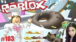Roblox #103 หูยโดนัทเพียบเลย โรงงานผลิตโดนัท Donut Factory Tycoon (DevilMeiji)