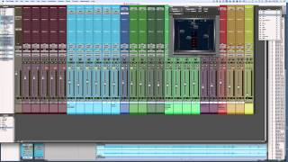 Mixing With Mike Mixing Tip: Using Attack and Release Settings to set Position in a Mix
