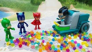 Мультики про машинки и игрушки Герои в масках новые серии - Превращение! Самые новые видео для детей