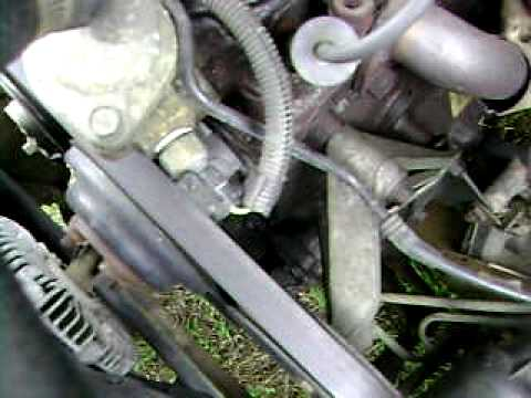 91 S10 25L Tech 4 Chevy vacuum lines and general engine