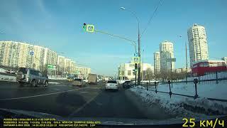 Смотреть видео Видео о маршруте Москва-Кемерово.Серия 1 онлайн