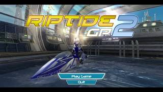 Riptide GP2 PC Gameplay: Makes me miss Wave Race 64