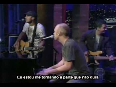 The Fray - Over My Head [Cable Car] live (legendado)