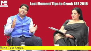 last moment tips to crack ese 2016 by mr b singh ex ies cmd made easy group