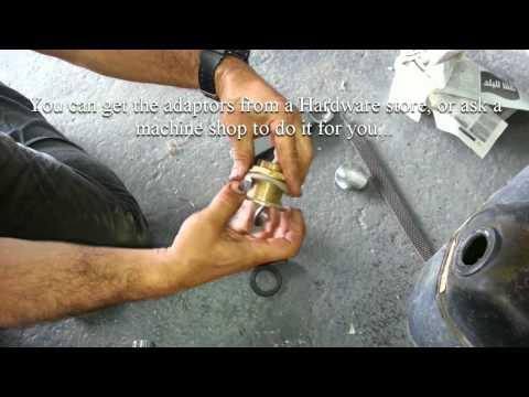 Chevrolet TrailBlazer, Envoy gas tank repair
