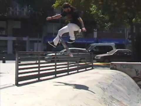 Skating - Chris Haslam