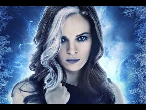 The Flash ⚡ Killer Frost is Frozen ⚡ Within Temptation - Frozen