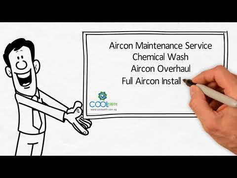 Cool Earth Aircon Services Singapore - Air Conditioning Contractor