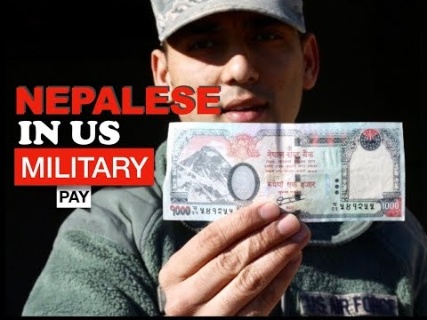 Overview Of MILITARY PAY Nepali Vlog 6
