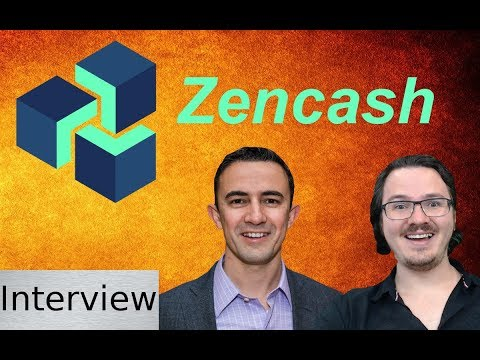 Zencash Interview - Private, Strong, & Fun