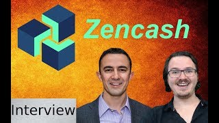 Zencash Interview - Private, Strong, & Fun Cryptocurrency
