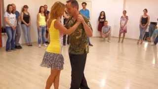 Аргентинское танго - уроки в Москве