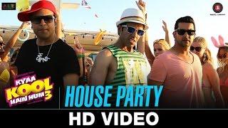 House Party Song | Kyaa Kool Hain Hum 3 | Tusshar Kapoor & Aftab Shivdasani