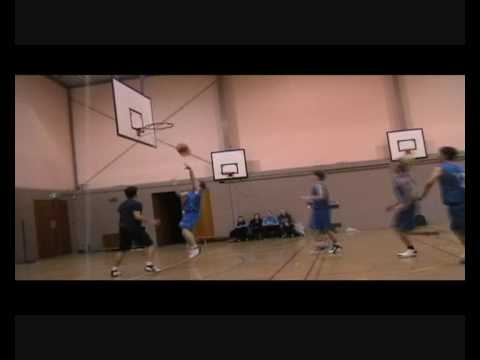 David Vaughan College Basketball Game 1 Highlights