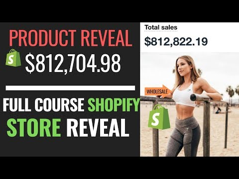 HOW I MADE $112,457 WITH MY NEW STORE - DROPSHIPPING ON SHOPIFY- FULL STEP-BY-STEP COURSE TUTORIAL thumbnail