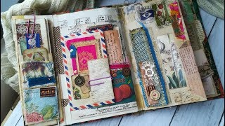 The Book of Pockets Junk Journal