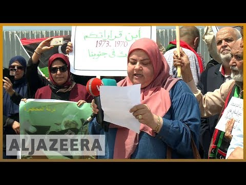 🇱🇾 Libyans call on UN 'to stop war on Derna, lift devastating siege' | Al Jazeera English