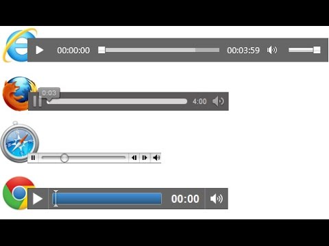 Insert Audio In Html With Background,controls,autoplay | TechTubeTN