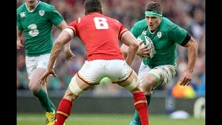 Official Extended Highlights (Worldwide) - Ireland 16-16 Wales | RBS 6 Nations