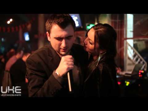 Mares Pana  - I'll never fall in love again  Live  @ Karaoke Night in Palace Pub