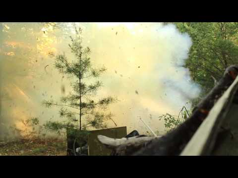 Sureshot explosives vs refrigerator and coffee maker 6-30-12
