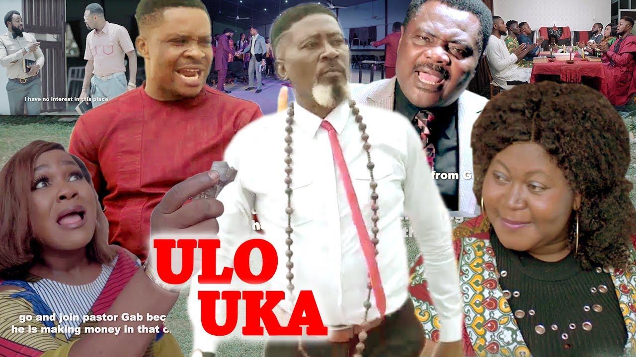 Download ULO UKA - 2021 LATEST NIGERIAN NOLLYWOOD IGBO MOVIE FULL HD