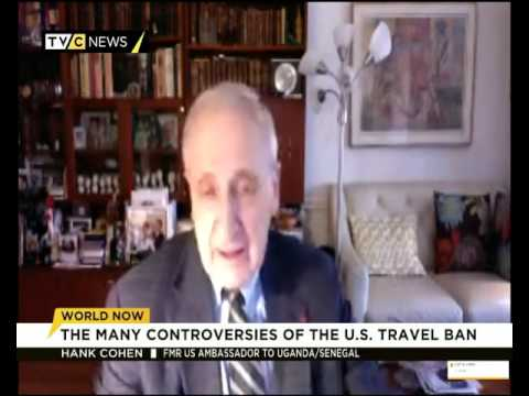 HANK COHEN INTERVIEW ON TVC NEWS