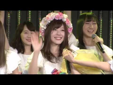 NMB48の松村芽久未が12月19日、大阪・NMB48劇場で、卒業公演を行った。 「アイドル松村芽久未は卒業しますが、1人の女優、松...