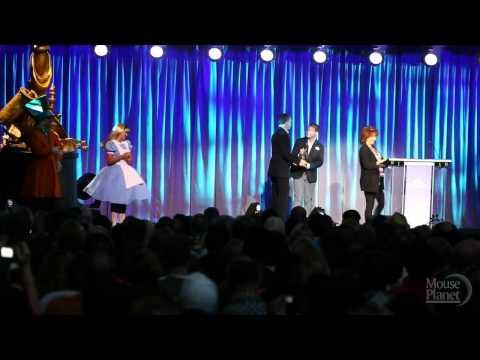 Disney Legend Ed Wynn - Grandaughter Hilda Levine's Acceptance