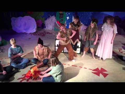 Casper Childrens Theatre Peter Pan 11-2014