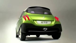 Beijing 2012 : Suzuki G70 (former Regina)