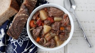 Slow Cooker Beef Stew - Easy Weeknight Dinners - Weelicious
