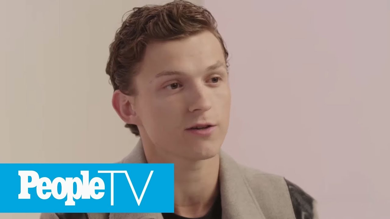Tom Holland On Spider-Man's Future In Wake Of Disney-Sony Rift | PeopleTV
