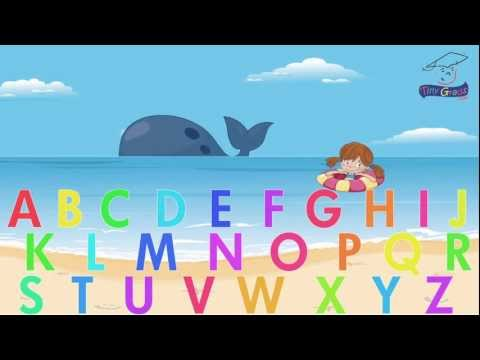 Alphabet Song, ABC, ABC song, ABCs. For homeschool families. Mom, dad, children, the whole house!